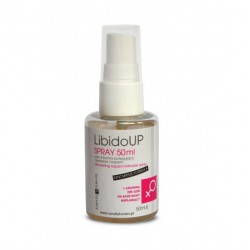 Lovely Lovers LibidoUP Spray 150 ml - Zwiększa Libido, Super Orgazm