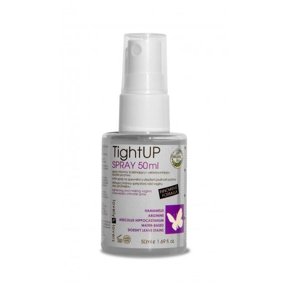 Lovely Lovers TightUP Spray 50 ml - Ścieśnia Pochwę, Efekt Dziewicy