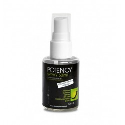 Lovely Lovers POTENCY Spray 50 ml - Wzmacnia Erekcje