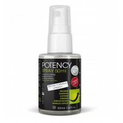 Lovely Lovers POTENCY Spray 50 ml - Wzmacnia Erekcje (3)