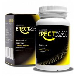 Erectman 60 caps - Wzmacniające Erekcję i Potencję