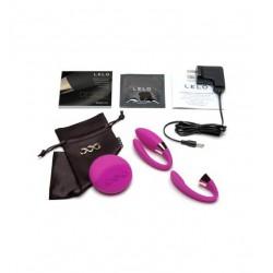 Wibrator dla par LELO - Tiani 2, deep rose (4)