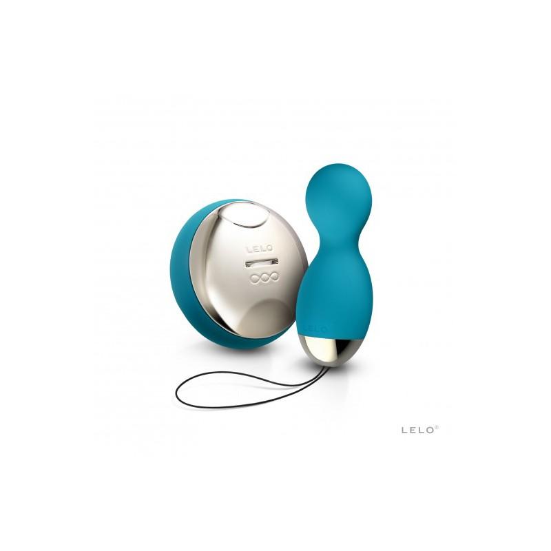 Wibrujące kulki LELO - Hula Beads, ocean blue