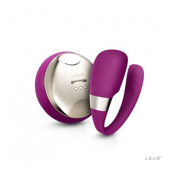 Wibrator dla par LELO - Tiani 3, deep rose