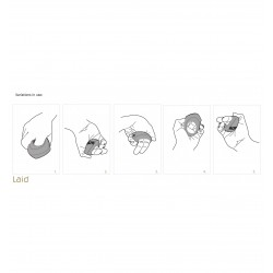 Masażer łechtaczkowy Laid - C.1 Clitoral Vibrator Black (6)