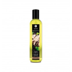 Shunga - Intoxicating Chocolate Organic Massage Oil 250 ml