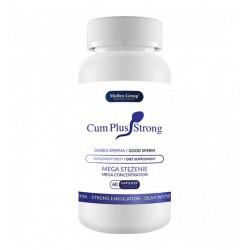Cum Plus Strong 60 kaps. - Suplement diety poprawiający jakość spermy