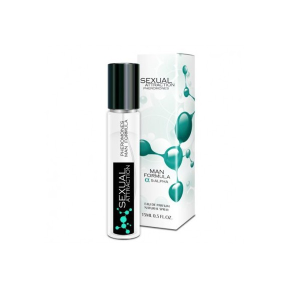 Sexual Attraction Formula 15ml - męski feromon