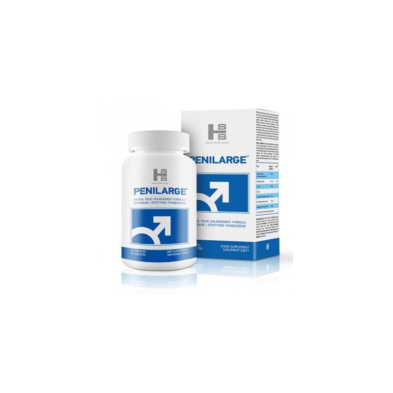 Penilarge 60 Tabletek - Skuteczne Powiększenie Penisa