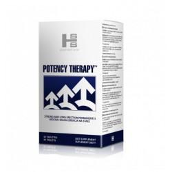 Potency Therapy 60 Tabletek Na Erekcje (3)