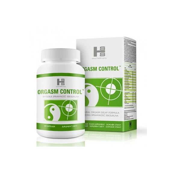 Orgasm Control 60 Tabletek Na Przedwczesny Wytrysk