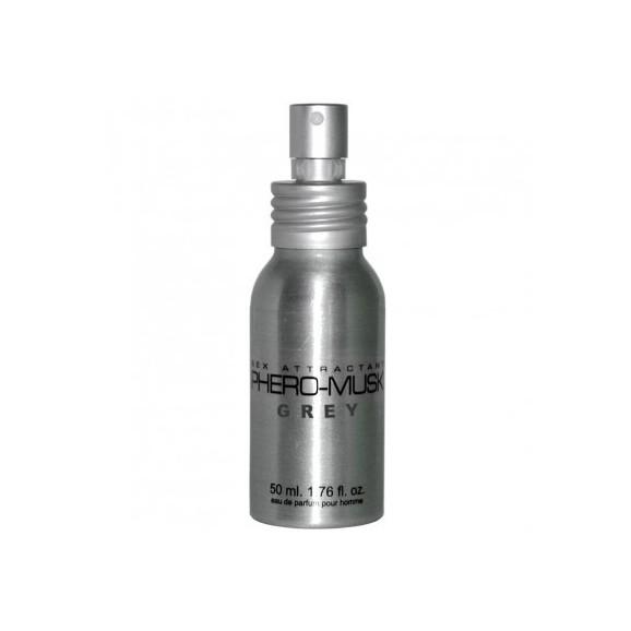 Phero-Musk Grey 50 ml Perfumowane Feromony Dla Mężczyzn