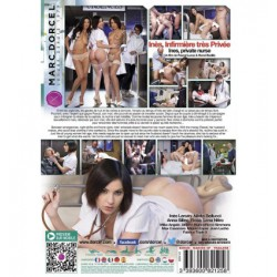 DVD Dorcel - Ines, Private Nurse