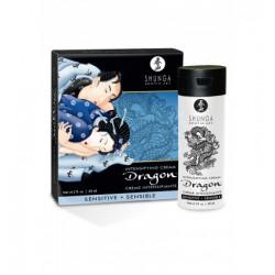 Krem wzmacniający doznania Shunga - Dragon Sensitive Cream 60 ml