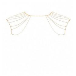 Łańcuszek na plecy Bijoux Indiscrets Magnifique (złoty) (4)