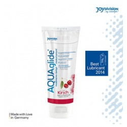 Lubrykant AQUAglide Kirsch (cherry) 100 ml