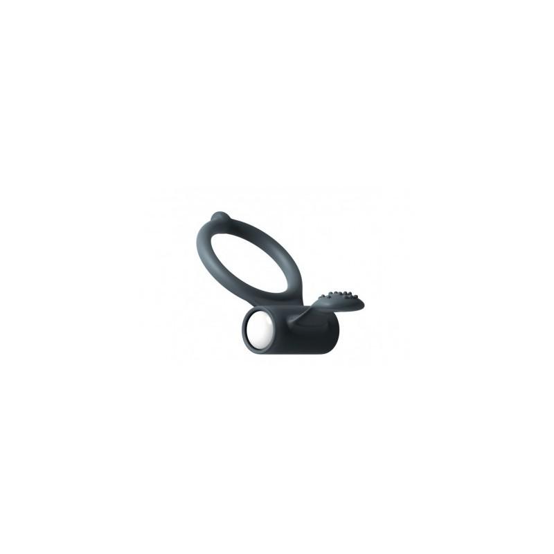 Pierścień na penisa Marc Dorcel - Power Clit V2