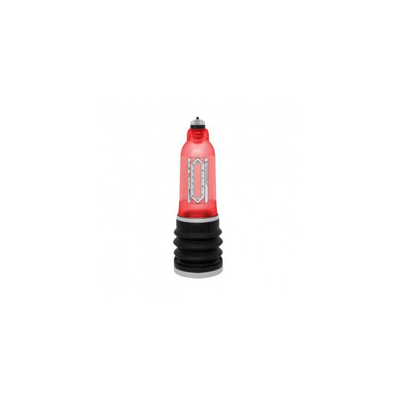 Pompka do powiększania penisa Bathmate - Hydromax X20 (czerwona)