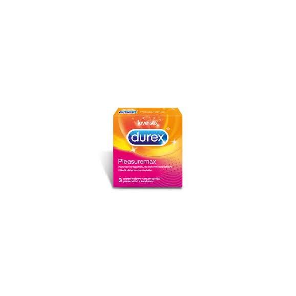 Prezerwatywy Durex Pleasuremax A3