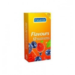 Pasante - Flavours (1 op. / 12 szt.)