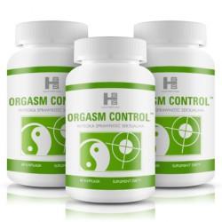 3x Orgasm Control (180 tab.) - Na Przedwczesny Wytrysk