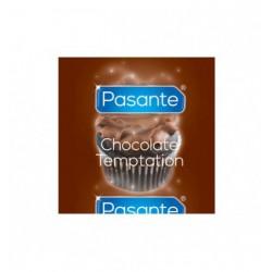 Prezerwatywy Pasante Chocolate Tempation Bulk (144 szt.)