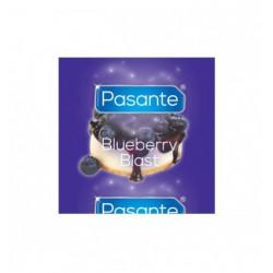 Prezerwatywy Pasante Blueberry Blast Bulk (144 szt.)