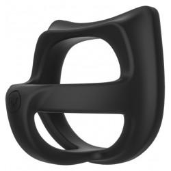 Pierścień erekcyjny Kink Cock Jock Splitter - Silicone C-Ring