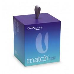 Wibrator dla par We-Vibe - Match (niebieski) (10)