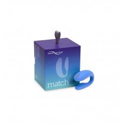 Wibrator dla par We-Vibe - Match (niebieski) (11)