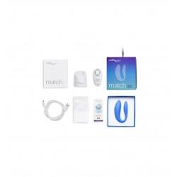Wibrator dla par We-Vibe - Match (niebieski) (15)