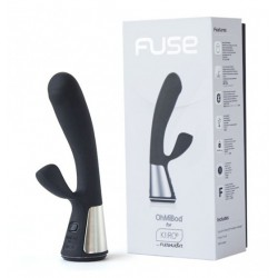 Wibrator OhMiBod Fuse for Kiiroo Black