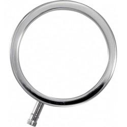 Pierścień erekcyjny 46mm (metalowy do elektroseksu)