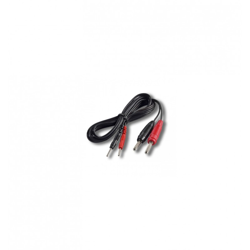 Mystim Adaptor 2mm na 4mm banana plug