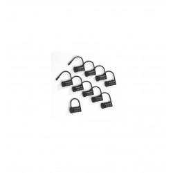 CB-X Plastic lock 10 kłódek plastikowych