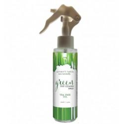 Środek czyszczący zabawki erotyczne Intimate Earth Green Tea Toycleaner Spray 125ml