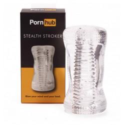 Masturbator Pornhub - Clear Stealth Stroker