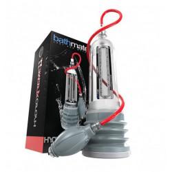 Pompka do powiększania penisa Bathmate HydroXtreme11 Crystal Clear (5)