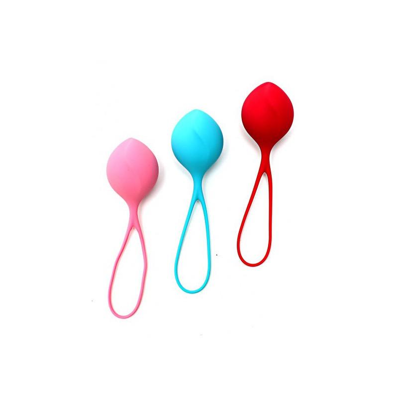 Kulki gejszy Satisfyer Balls Single (Set of 3)