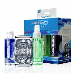 Fleshlight QuickShot Vantage Cobo Pack
