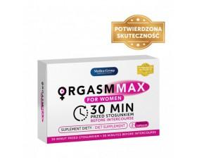 Orgasm Max for Women 2 kapsułki