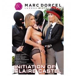 DVD Marc Dorcel - Initiation of Claire Castel