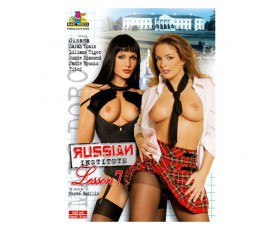 DVD Marc Dorcel - Russian Institute: Lesson 7