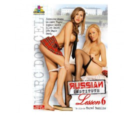 DVD Marc Dorcel - Russian Institute: Lesson 6