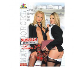 DVD Marc Dorcel - Russian Institute: Lesson 2