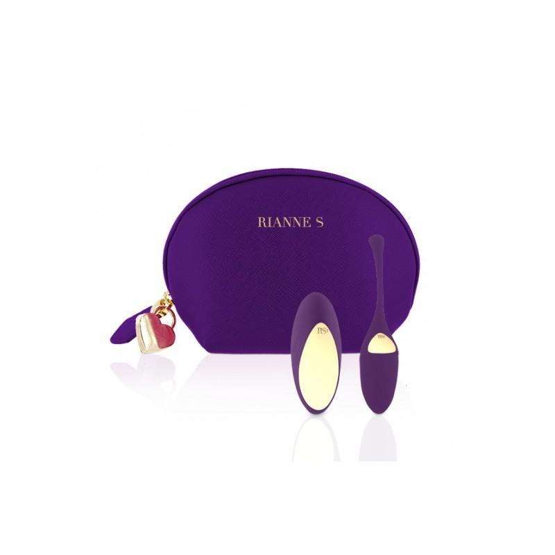 Rianne S Essentials Pulsy Playball Deep Purple