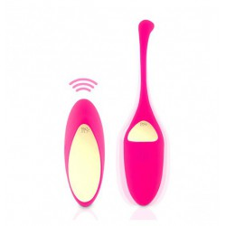 Wibrujące jajeczko Rianne S Essentials Pulsy Playball Pink (3)