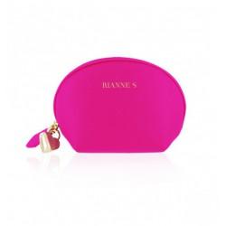Wibrujące jajeczko Rianne S Essentials Pulsy Playball Pink (4)