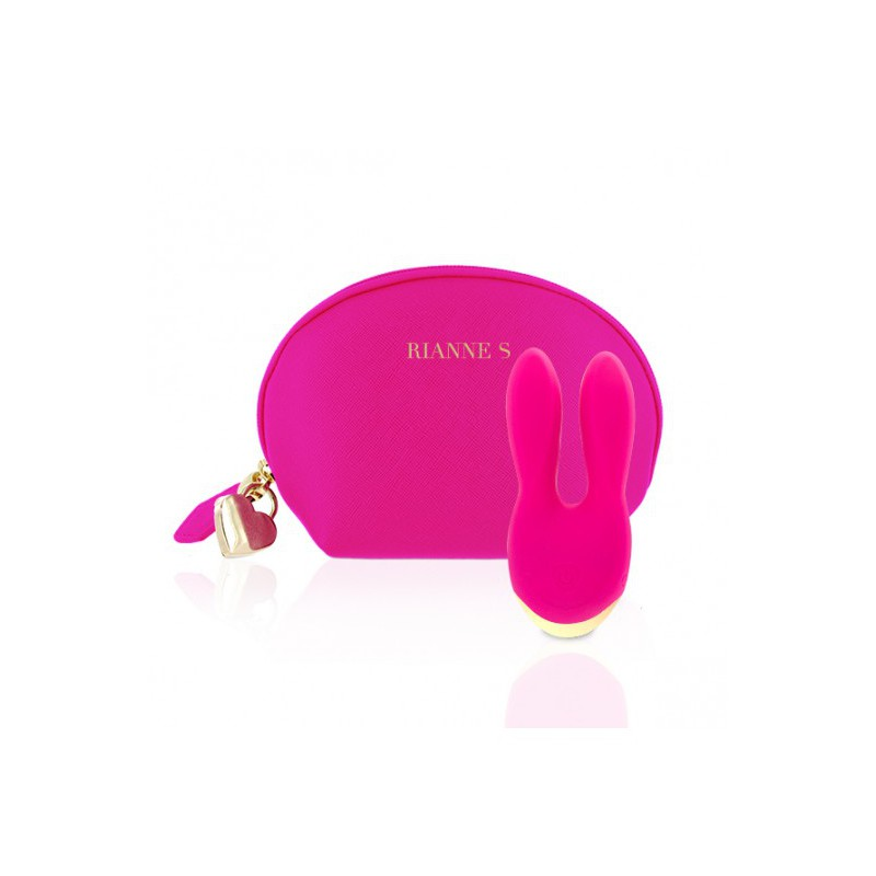 Masażer Rianne S Essentials Bunny Bliss Pink