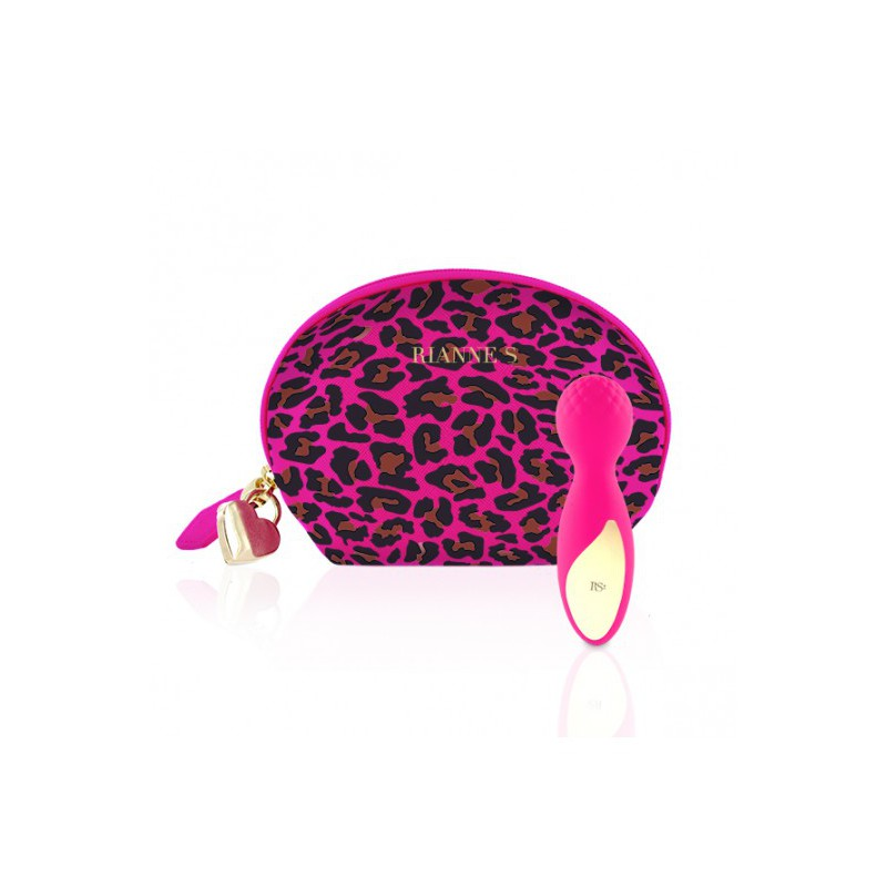 Wibrator Rianne S Essentials Lovely Leopard Mini Pink